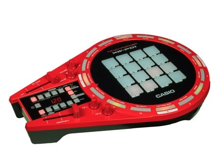 Casio XW-PD1 Groove Center