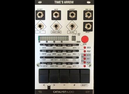 Catalyst Audio Time's Arrow