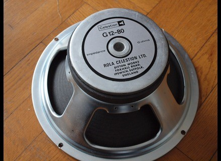 Celestion G12-80