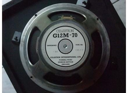 Celestion G12M70