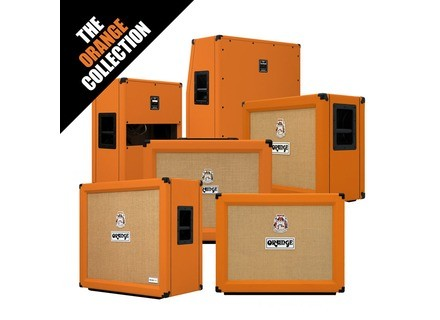 Celestion The Orange Collection Impuse Responses