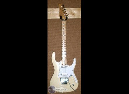 Cem Guitars SilverSword Plus
