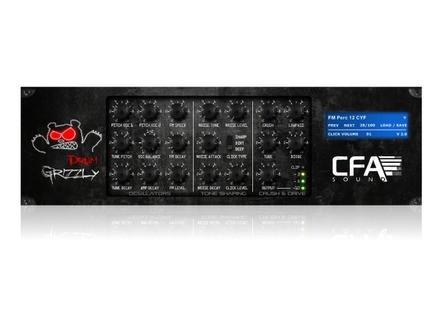 CFA-Sound DrumGrizzly 2.0