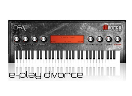 CFA-Sound E-Play Divorce