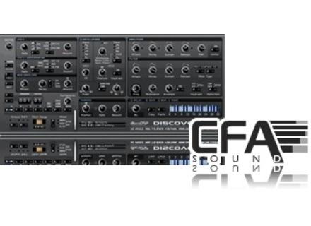 CFA-Sound Wave-Elements