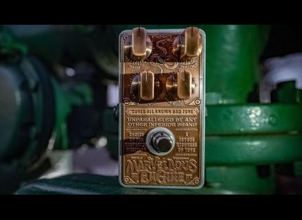 Chapman Guitars Snake Oil Fine Instruments