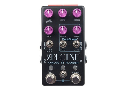 Chase Bliss Audio Spectre Analog Flanger