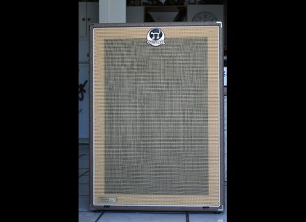 Chillbass 2x12 Guitar Cabinet