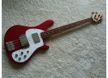Chillbass Angora IV custom