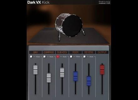 Chokehold Dark VX Kick