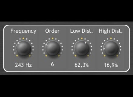 Christian Budde 2-Band Distortion [Freeware]