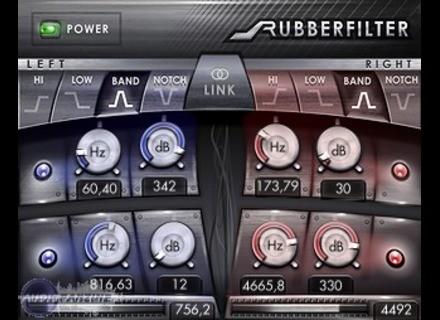 Christian Budde Rubberfilter [Freeware]