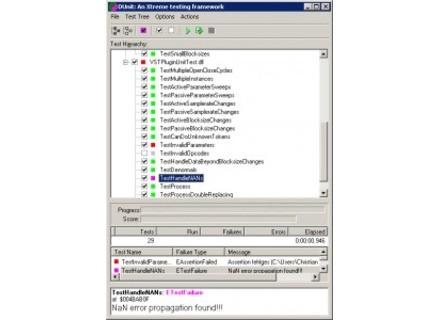 Christian-w. Budde VST-Plugin Unit Test
