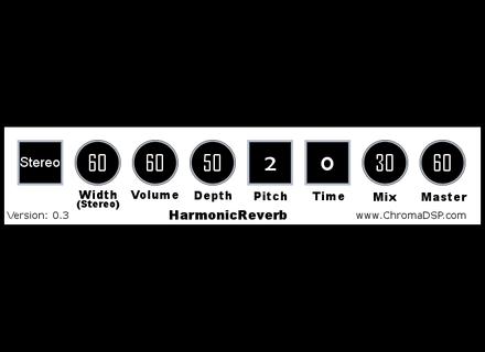 ChromaDSP HarmonicReverb