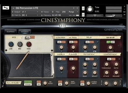 Cinesamples CineSymphony LITE