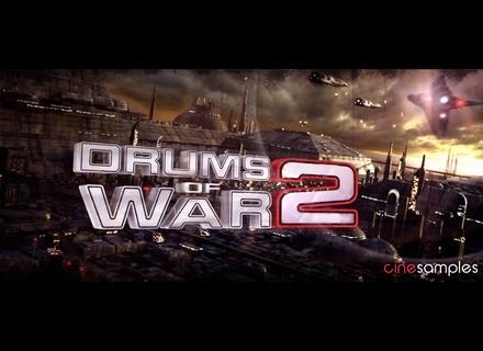 Cinesamples Drums of War