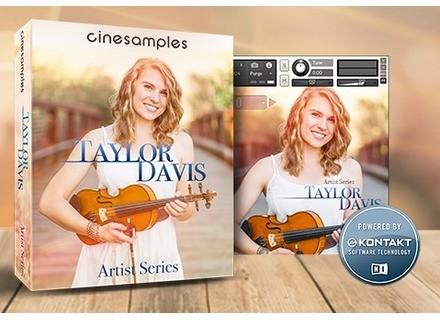 Cinesamples Taylor Davis
