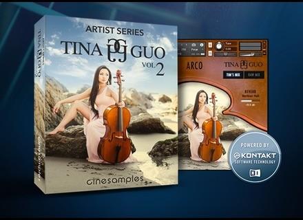 Cinesamples Tina Guo vol. 2