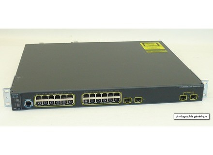 Cisco System Catalyst 3750 Metro