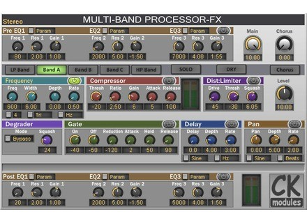 CK_Modules CK_Multi-Band Processor-FX