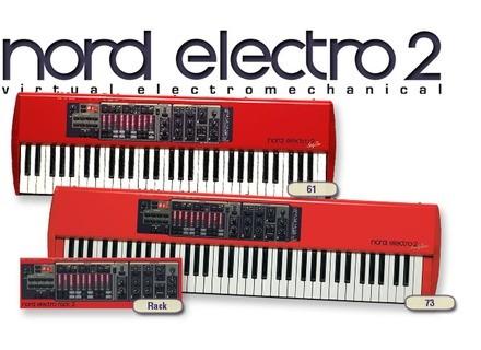 Clavia Nord Electro 2 61