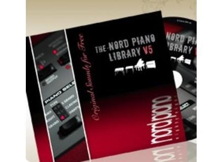 Clavia Nord Piano Library v5