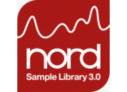 Clavia Nord Sample Library 3