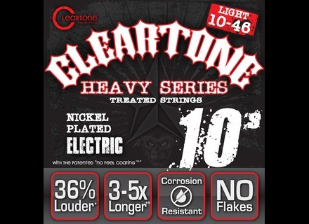 Cleartone Strings Heavy Electric Strings