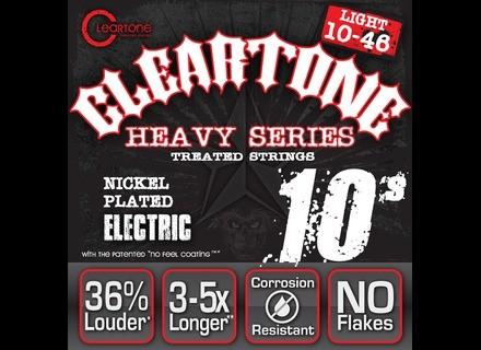 Cleartone Strings Heavy Light 10-46
