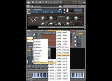 Cluster Sound CS-Sigma
