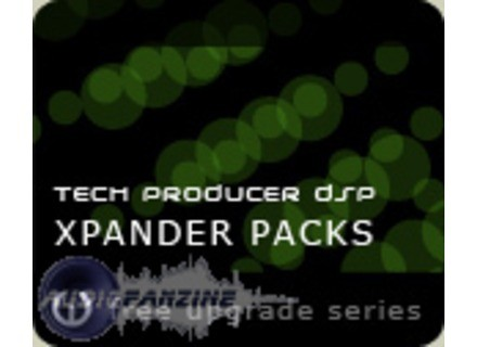 Cluster Sound Free XPander Packs