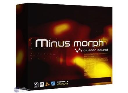 Cluster Sound Minus Morph