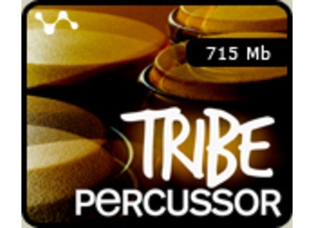 Cluster Sound Tribe Percussor