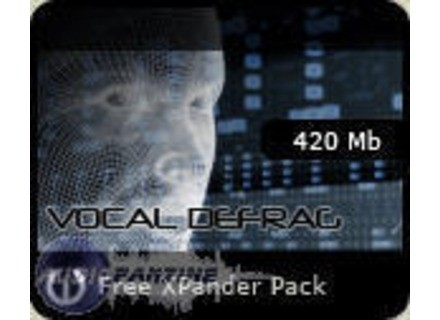 Cluster Sound Vocal Defrag XPander Pack