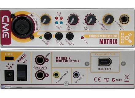 CME Matrix K USB