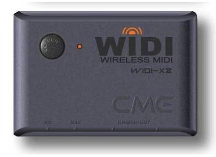 CME WIDI-X8 midi wireless