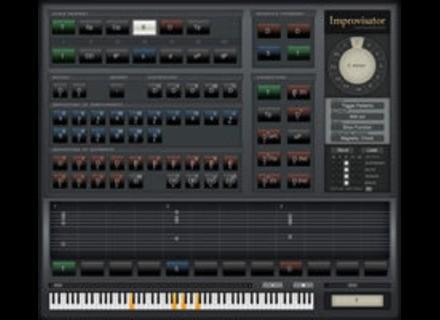 cochleor Harmony Improvisator