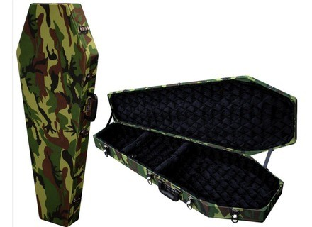 Coffin Case ATC-125CAMO