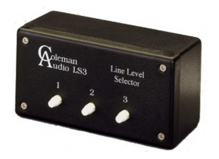 Coleman Audio LS3