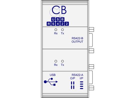 Collin Broad USB-RS422
