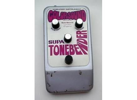 ColorSound Supa Tonebender vintage 1976