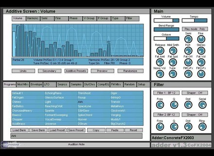 ConcreteFX Adder