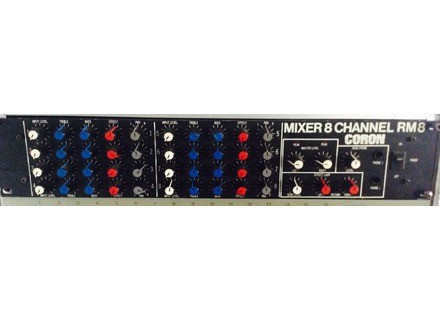 Coron RM8 Mixer 8 Channel
