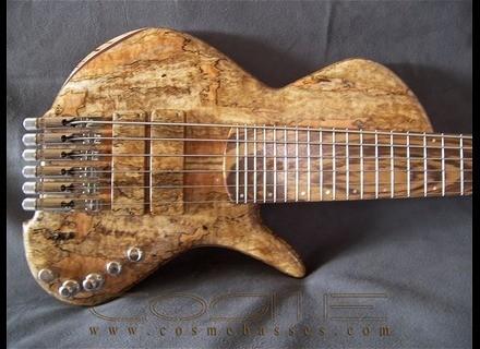 Cosme Basses Moji HSC 6 cordes custom