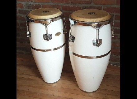 Cosmic Percussion congas (fibre)