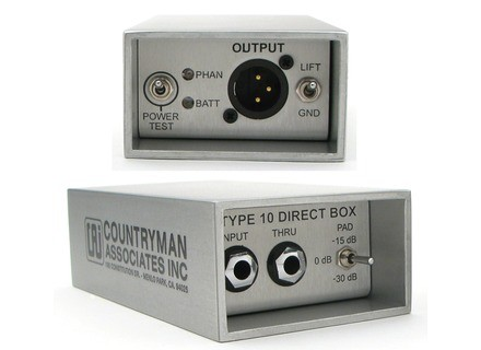 Countryman TYPE 10 Direct Box