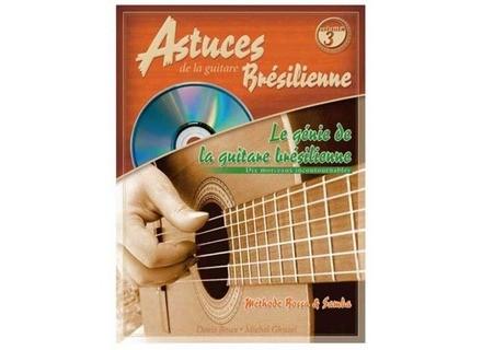 Coup de pouce Astuces de la guitare brésilienne - Volume 3