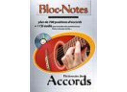 Coup de pouce Bloc Notes Dictionnaire d'Accords