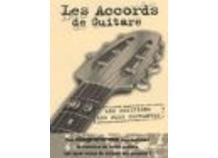 Coup de pouce Mini Dictionnaire d'Accords Guitare