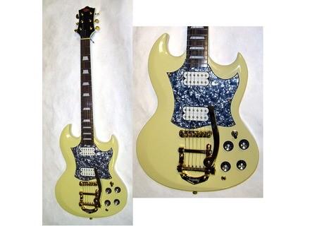 Coxx Type SG Custom (Bigsby)